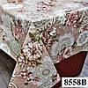 Клеенка (8658B) силиконовая, без основы, рулон. Китай. 1,37м/30м