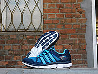 Кроссовки Classik 9353-5 (Adidas Brand) (весна-осень, мужские, текстиль, синий)