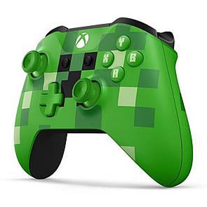 Геймпад (Джойстик) Microsoft Xbox One Wireless Controller Minecraft Creeper