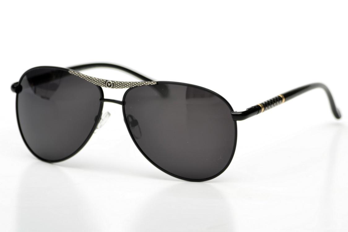 Мужские брендовые очки Mercedes с поляризацией 13020b - 146380