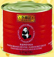 Устричный Соус панда, Panda Brand, Lee Kum Kee, 2,27 кг,МоЧ