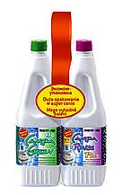 "Комплект: Жидкость для биотуалета DuoPack ""Campa Green"" 1,5 л + ""Campa Rinse"" 1,5 л"