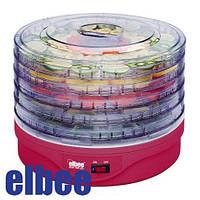 Сушка для продуктов 250 Вт Elbee Red 25105