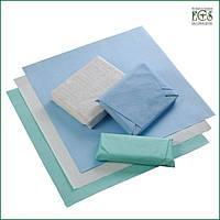 Бумага для стерилизации (40 х 40) 1000 шт. зеленая