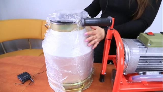 Эксплуатация доильного аппарата Белка-1 мини