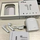 Беспроводныенаушники  TWS I7s Bluetooth Earphone копия Apple AirPods с боксом для зарядки, фото 8