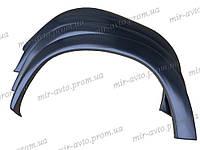 Накладки на арки колес ВАЗ 2101 2102 2103 2106