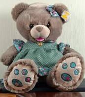Медведь (шкура не набитая) 42см №7215-42,мягкие медведи,подарки для любимых девушек,отличные подарки