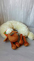 М'яка іграшка-подушка 008, D-35 см Мягкая игрушка-подушка 008