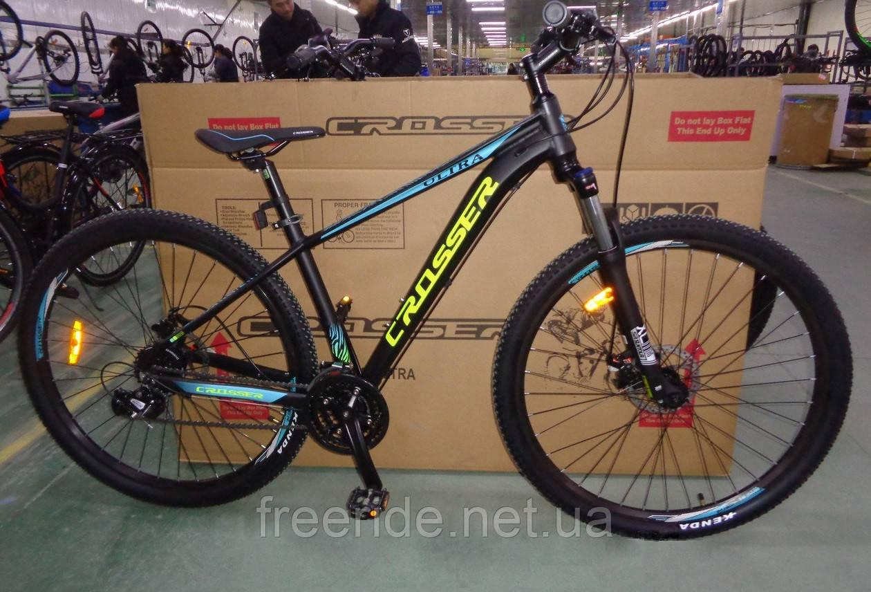 Горный Велосипед Crosser Ultra 29 (17 рама)