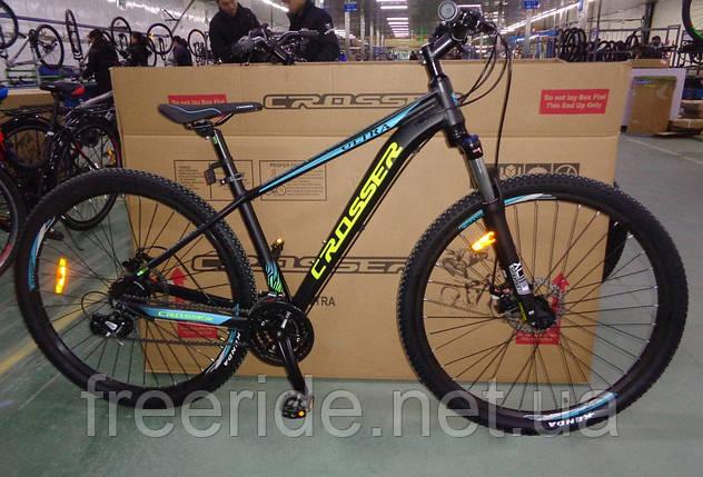 Горный Велосипед Crosser Ultra 29 (17 рама), фото 2