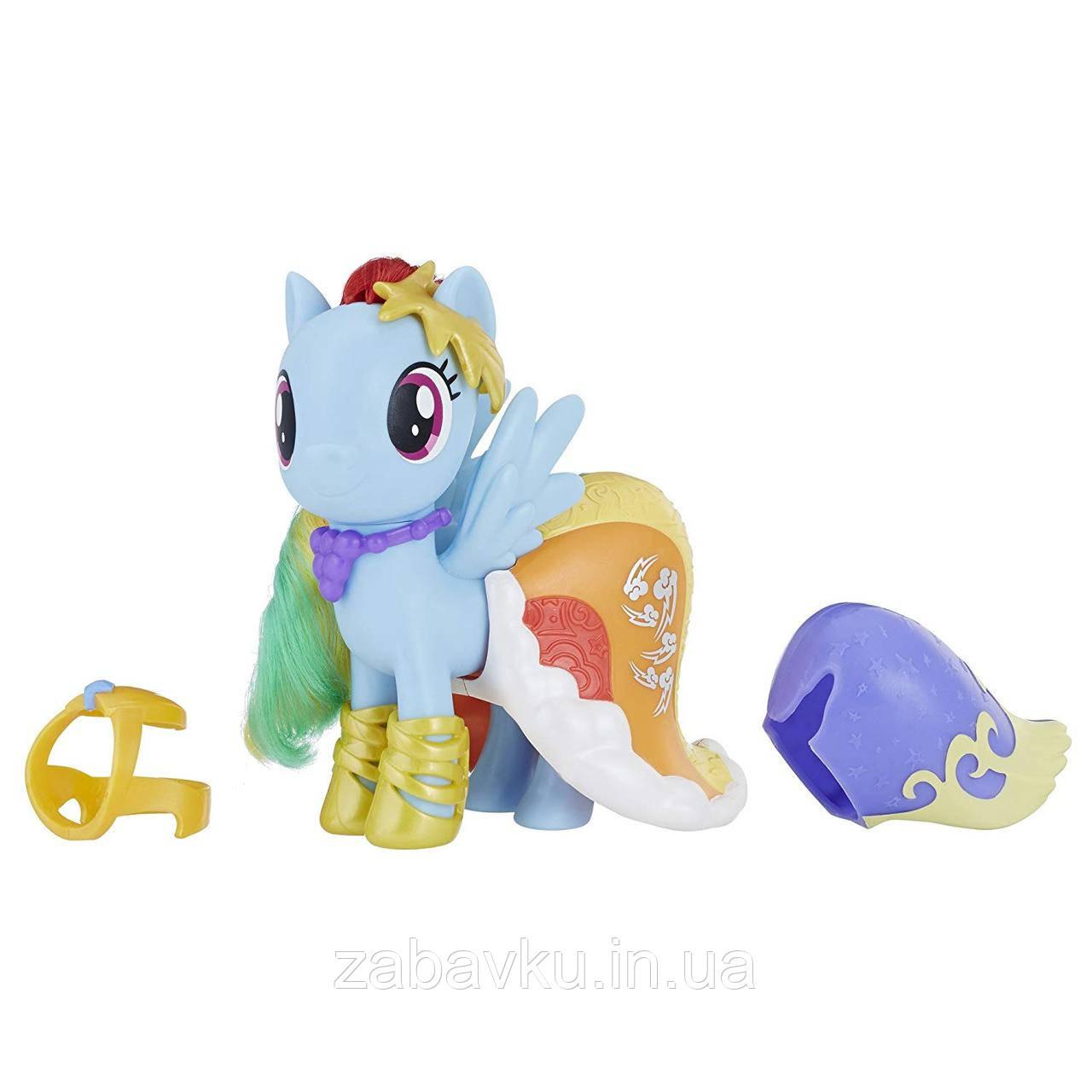 Набір з Рейнбоу Деш My Little Pony Snap-On Fashion Rainbow Dash