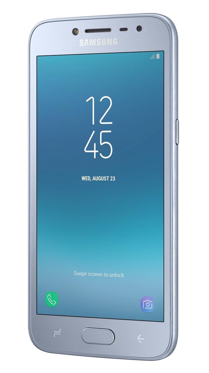 Смартфон Samsung Galaxy J2 2018 J250F 4G серебристый