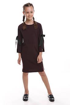 Платье детское  Татьяна Филатова модель 237 бордо