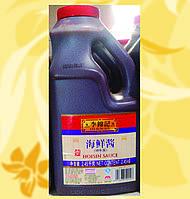 Хой Син Соус, Hoisin sauce, Lee Kum Kee, 2.45 кг, Ч