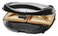 Вафельница / сендвичница 650 Вт (универсальный гриль) CLATRONIC ST-WA 3490
