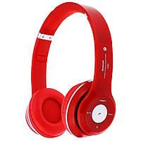 Bluetooth наушники S460 аналог beats solo2 --- КРАСНЫЕ  D1002
