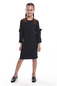 Платье детское  Татьяна Филатова модель 237  синее
