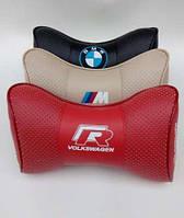 Автомобильная ортопедическая подушка на подголовник под шею