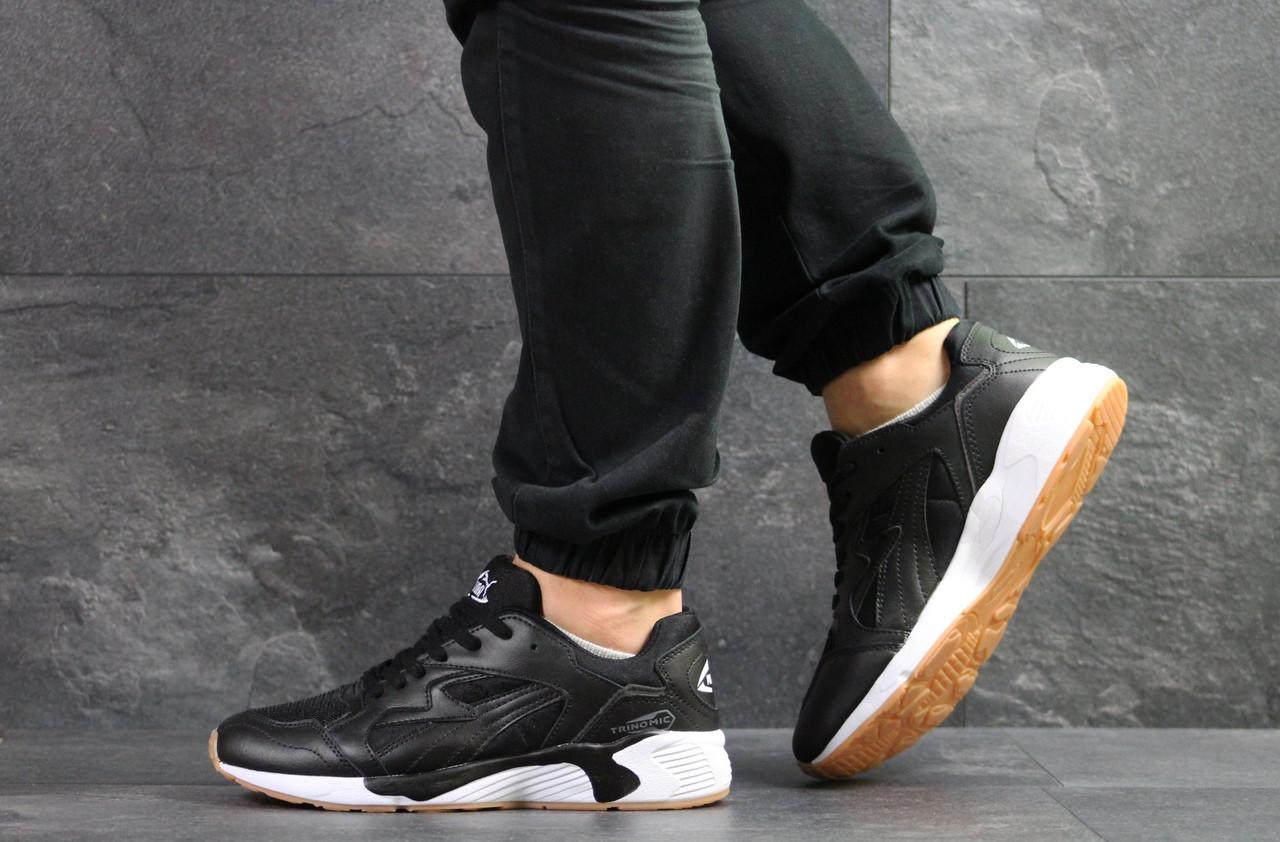 Мужские кроссовки Puma Trinomic,черные