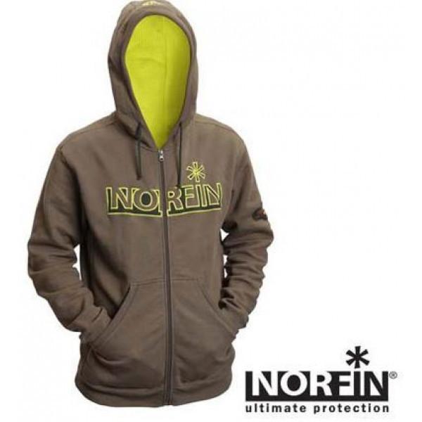 Kуртка Norfin HOODY GREEN 71000