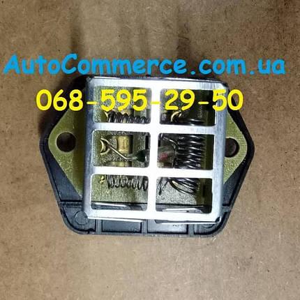 Реостат печки JAC 1020 (Джак 1020) 24V, фото 2