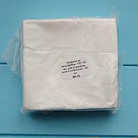 Салфетки из микрофибры, 100*100 мм, для устранения пыли и отпечатков, 100 шт.
