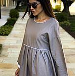 Женское платье лён свободного кроя  (в расцветках), фото 2