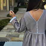 Женское платье лён свободного кроя  (в расцветках), фото 3
