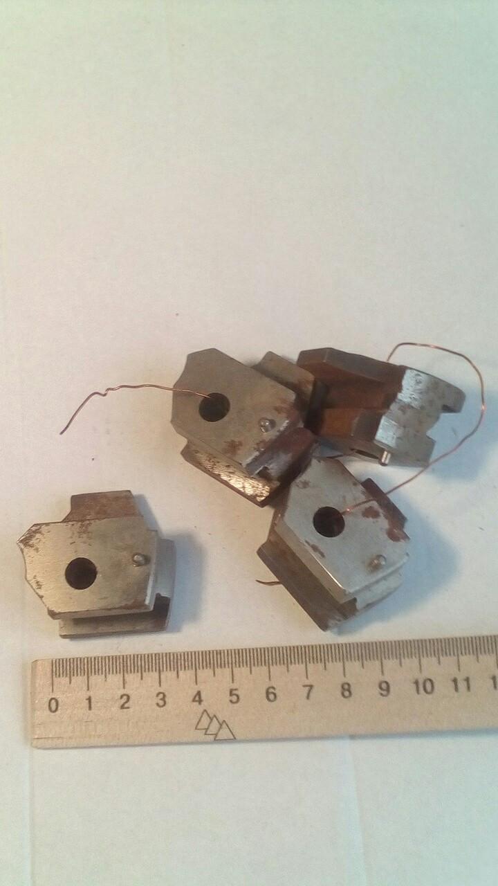 Кулачки к головкам винторезным (резьбонарезным) 4К к-кт из 4 шт