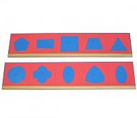 Металлические рамки-вкладыши с 2-мя подставками