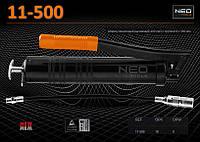 Шприц смазочный рычажный 400 см³.,  NEO 11-500
