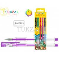 TZ 5209-5 Набор гелевых ручек 5цв TUKZAR