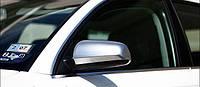 Накладки на зеркала для Audi A4 B7, Ауди А4 Б7