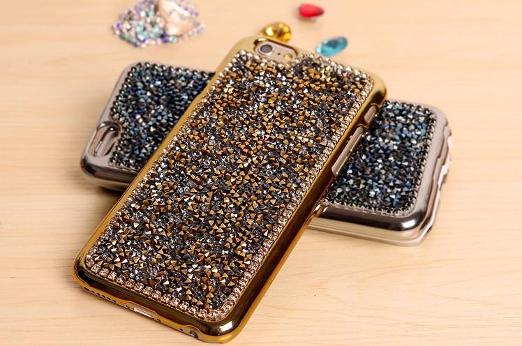 Чехол для iPhone 6 Plus Luxury Diamonds