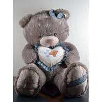 Мягкая игрушка Медведь 80см №7224-80,мягкие медведи,подарки для любимых девушек,отличные подарки