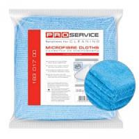 Салфетки из микрофибры PRO service универсальные (5 штук)
