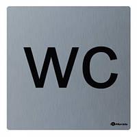 Табличка Merida Premium  WC  GSM012