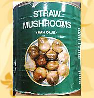 Соломенные грибы, 2,840мл, Дж