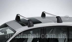Оригинальные багажные дуги для автомобилей без рейлингов крыши BMW 1 (F20, F21) (82712361813)