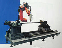 Робот-система лазерного плакирования Han's Laser