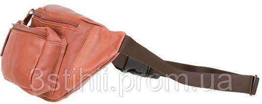 Сумка на пояс Visconti 720 Bumbag (Brown) Коричневая, фото 2