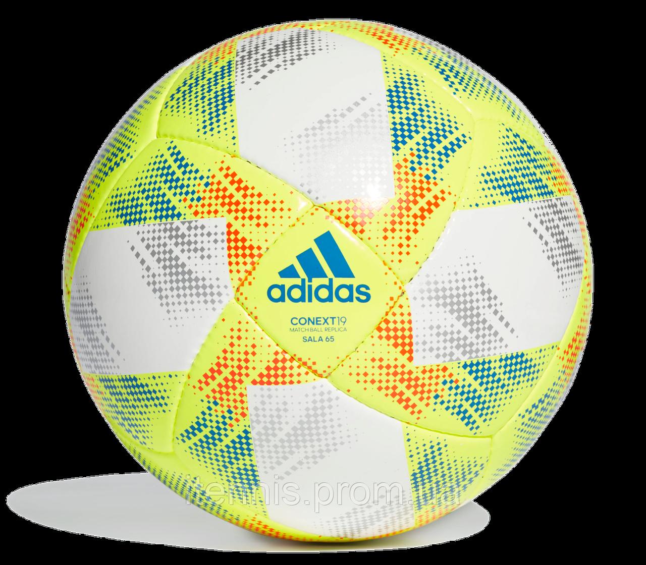 Футзальный мяч Adidas CONEXT 19 SALA 65 size 4 NEW