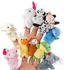 Набор пальчиковых игрушек 10 шт.