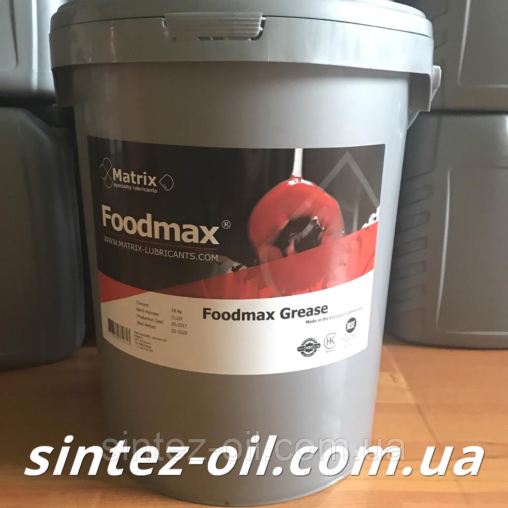 Пищевая смазка Foodmax Grease ALU M 00 (18кг)
