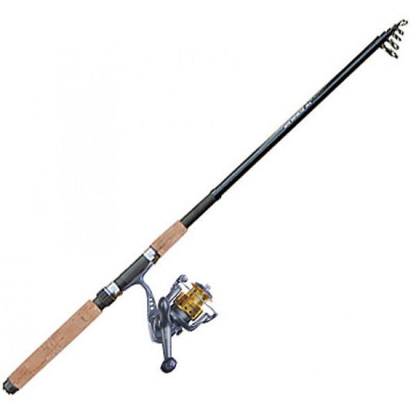 Спиннинг-комплект Salmo Sniper TRAVEL SPIN SET 2.10