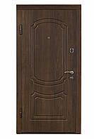 """Входная дверь """"МИНИСТЕРСТВО ДВЕРЕЙ"""" ПО-01 V Вишня дымчатая Vinorit"""