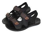 Летние мужские сандалии из текслиля