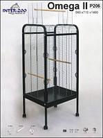 Клетка-вольер для средних и больших попугаев InterZoo Омега 2