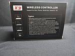 Беспроводной геймпад X3 (PC/Android/IOS/Mac) + Крепления для телефона в подарок!, фото 4